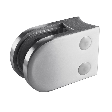 Glass Clamp 45x63 OD 42.4 mm 8,8.76,10 mm | Product photo