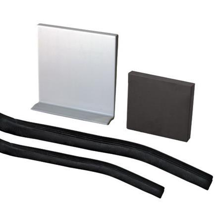 Rubber 17,52 mm Alu Profile | Product photo