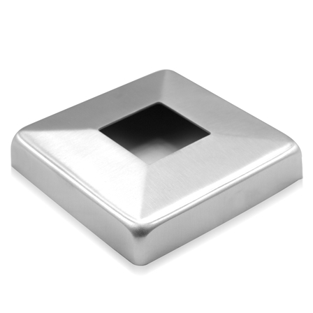 Square Base Cover OD 40x40x2.0 mm | Product photo