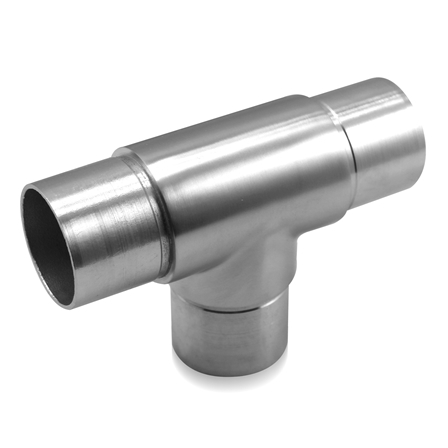 Connector 42.4x2.0 mm Tee 3-way  | Product photo