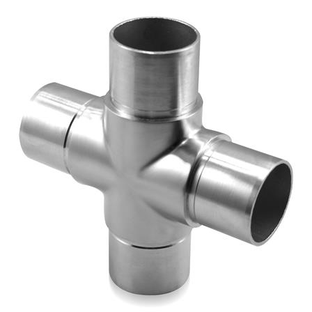 Connector 42.4x2.0 mm 4-way | Product photo