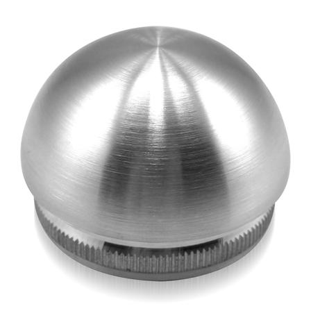 Otsakork kuppel D42,4x2,0 mm | Toote foto