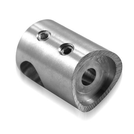 16 mm varda kinnitus ümartorule D42,4 mm | Toote foto