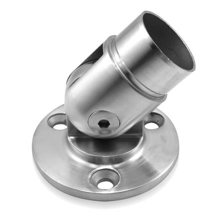 Base Plate OD 42.4 mm D=85 mm Adjustable | Product photo