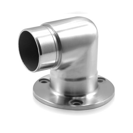 Base Plate OD 42.4 mm D=85 mm Connector 90° | Product photo