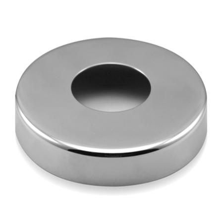 Крышка основания стойки 42,4 мм D=105 мм | Фотография продукта