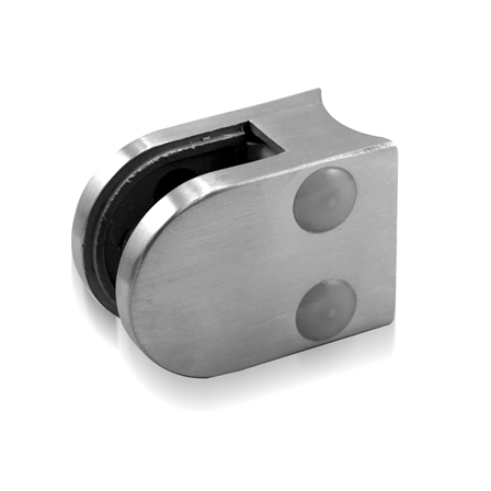 Glass Clamp 40x50 mm OD 42.4 mm 6/8/8.76 mm (M8) | Product photo