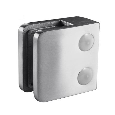 Klaasiklamber 45x45 mm siledale pinnale 6/8/8.76 mm (M8)   Toote foto
