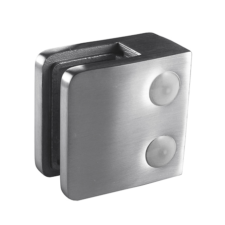 Glass Clamp 45x45 Flat 6/8/8.76 mm | Product photo