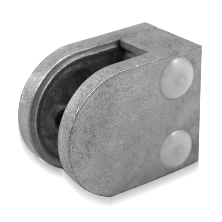 Glass Clamp 40x50 mm Flat 6/8/8.76 mm (M8)   Product photo