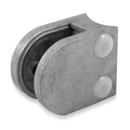 Glass Clamp 40x50 mm OD 42.4 mm 6/8/8.76 mm (M8)   Product photo
