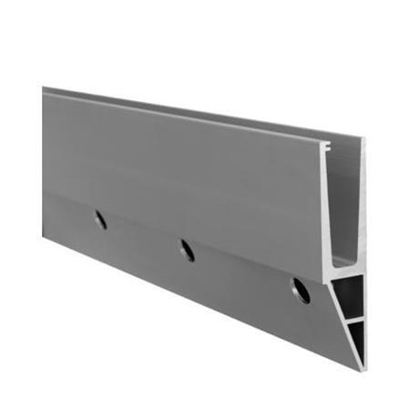 Glass Railing Wall Slim Y-Profile L=5.0 m | Product photo