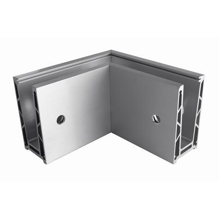 Alu adjustable wall profile External Corner | Product photo