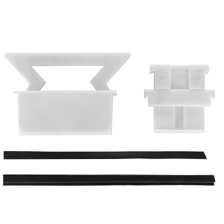 Adjustable Wedges and Gaskets Set 17.52 mm L=2.5 m   Product photo