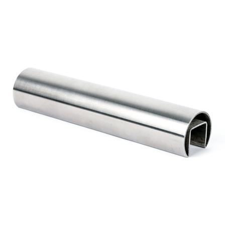 Slot Tube 42.4x1.5 Satin 320 24x24 | Product photo