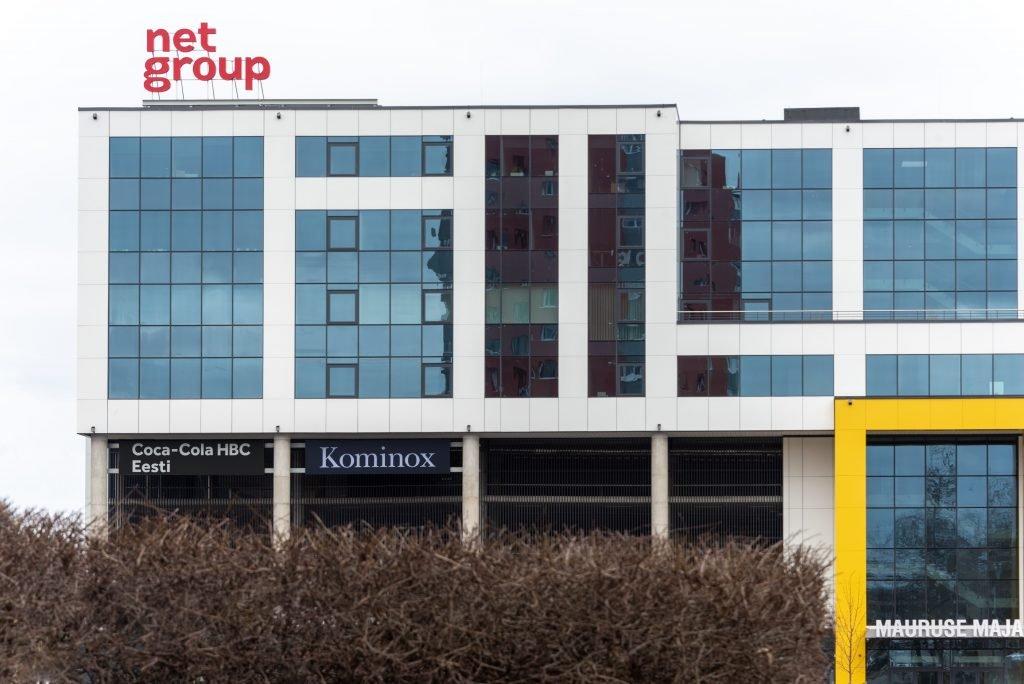 Photo of the Kominox new Tallinn office building