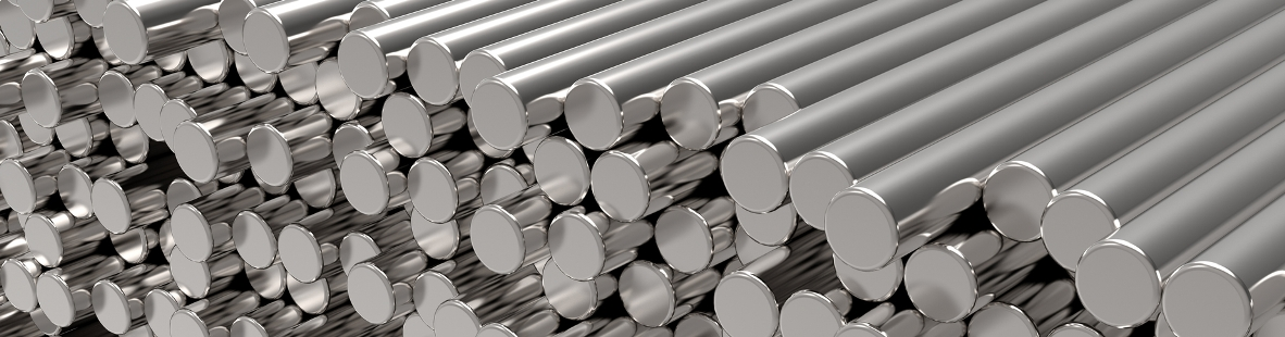Stainless steel bars, angles and wire